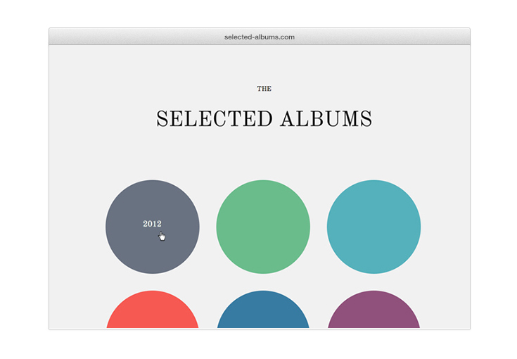 Selected Albums